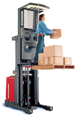 raymond reach truck operator manual